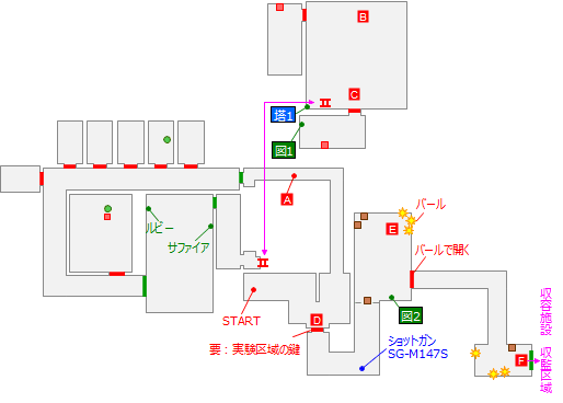 攻略 バイオ スイッチ ハザード 2 リベレーションズ